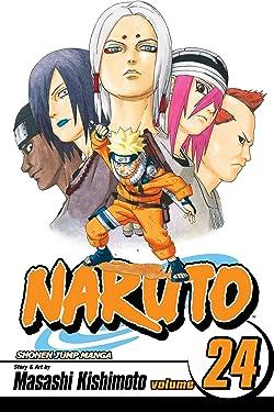 Naruto, Vol. 24: Unorthodox