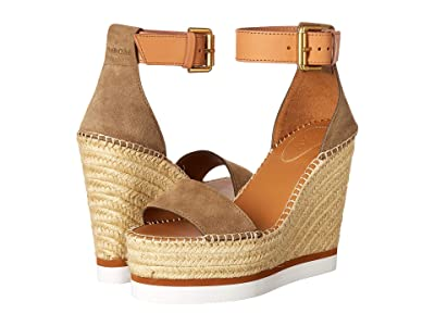 See by Chloe SB26152 (Crosta Alghe/Natural Calf Cuoio) Women