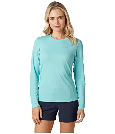 Helly Hansen Lifa Active Solen Long Sleeve (Glacier Blue) Women