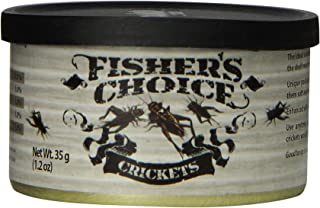 Timbuktu Outdoors Fisher's Choice: Crickets, 35 G/ 1.2 oz