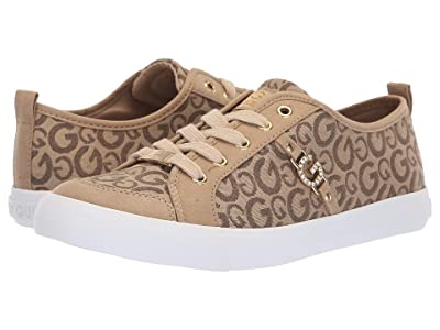 GBG Los Angeles Banx4 (Taupe/Walnut) Women