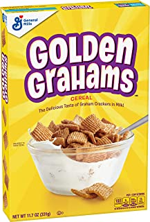 Golden Grahams Cereal, Graham Cracker Taste, with Whole Grain, 11.7 oz
