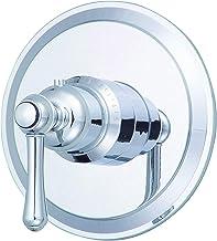(Opulence) - Danze D562057T Opulence Single Handle 1.9cm Thermostatic Shower Valve Trim Kit, Chrome (Valve Not Included)
