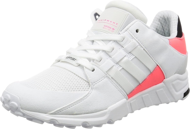 Adidas Originals Equipment Support RF Mens Running Trainers Sneakers (US 11, White Turbo BA7716)
