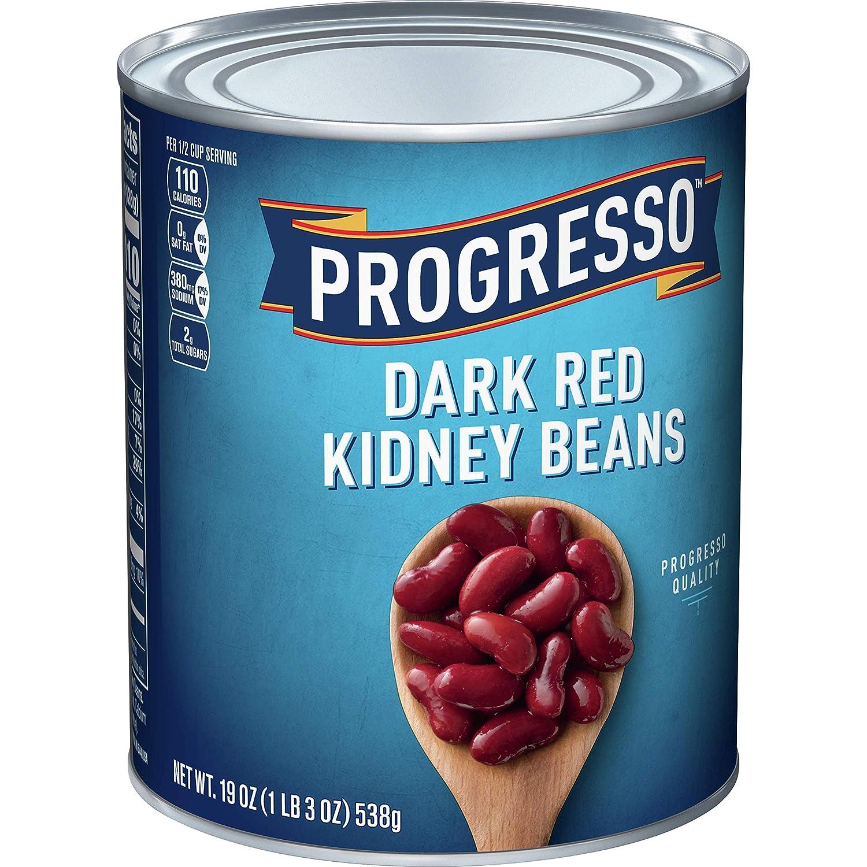 Spring new work Progresso Dark Red Kidney Cheap bargain Beans 19 24 of oz Pack