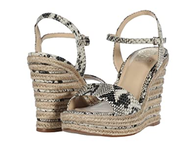 Vince Camuto Marybell (Black/White) Women