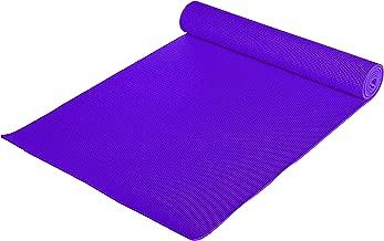 Skyland Unisex Adult Yoga Mat Em-9306-p - Purple, L 61 X W 9 X 9 cm