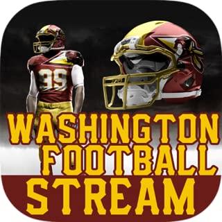 Washington Football STREAM