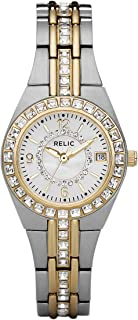 Relic by Fossil Women's Queen's Court Quartz Stainless Steel Sport Watch
