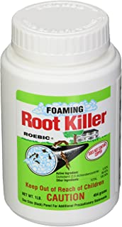 Roebic FRK Foaming Root Killer, 1-Pound (2 Pack)