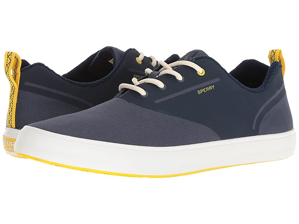 Sperry Flex Deck CVO Canvas (Navy) Men