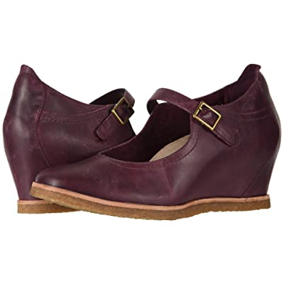 Earth Boden (Prune Burnishable Nubuck) Women
