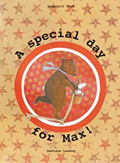 Egmont Toys A Special Day for Max Book