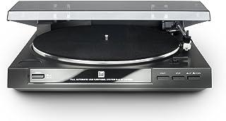 comprar comparacion Dual DT 210 USB - Tocadiscos para equipo de audio (USB, 35/45 rpm), color negro