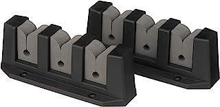 Seachoice 89501 3-Rod Storage Holder Black ABS Plastic, One Size