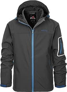 fleece rain jacket