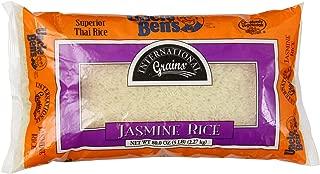 Uncle Ben's Jasmine Rice, 5lb ( Pack Of 2 )
