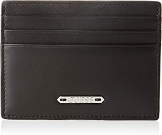 Guess Tyler Card Case, Small Leather Goods para Hombre, Talla única