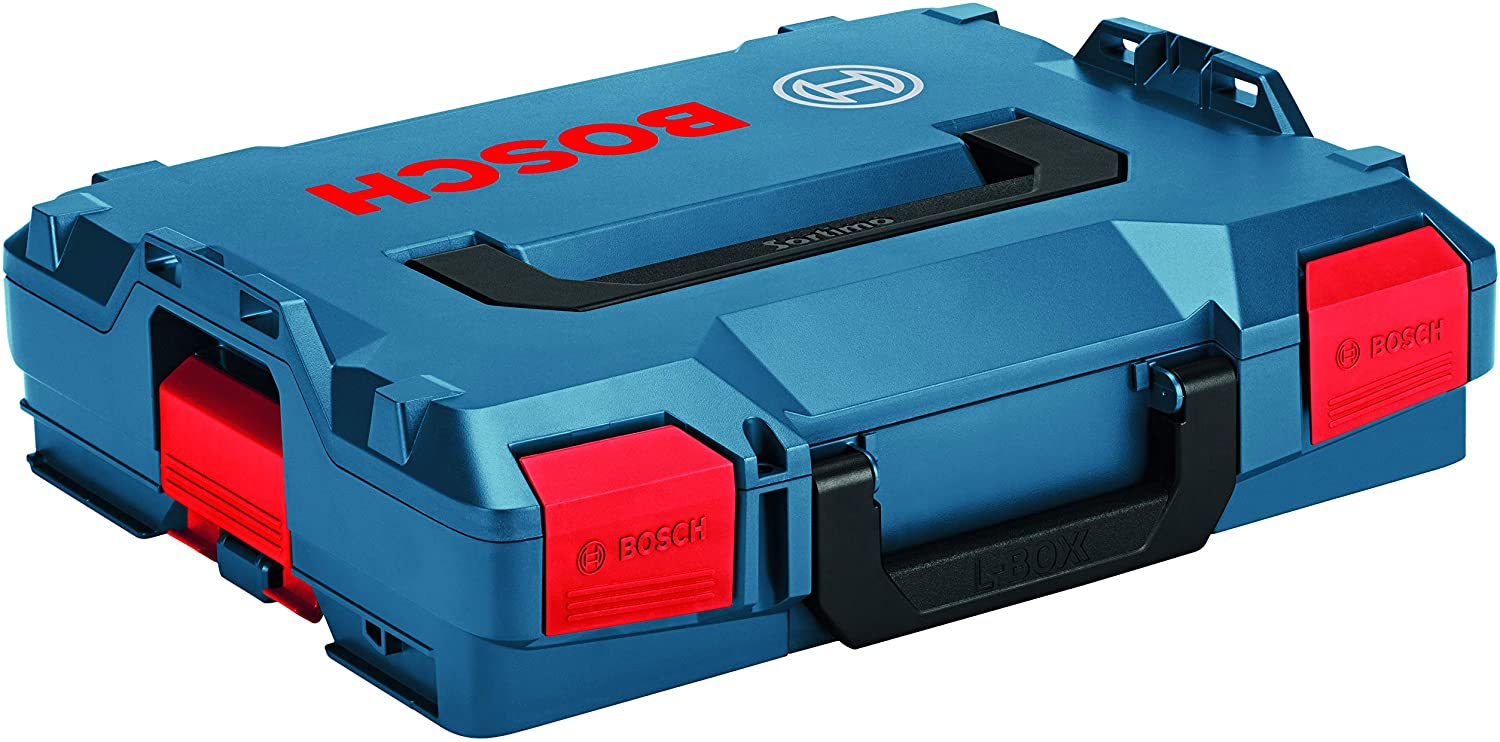 Bosch Professional L-BOXX 交換無料 102 Carry Blue Case Size アイテム勢ぞろい Navy