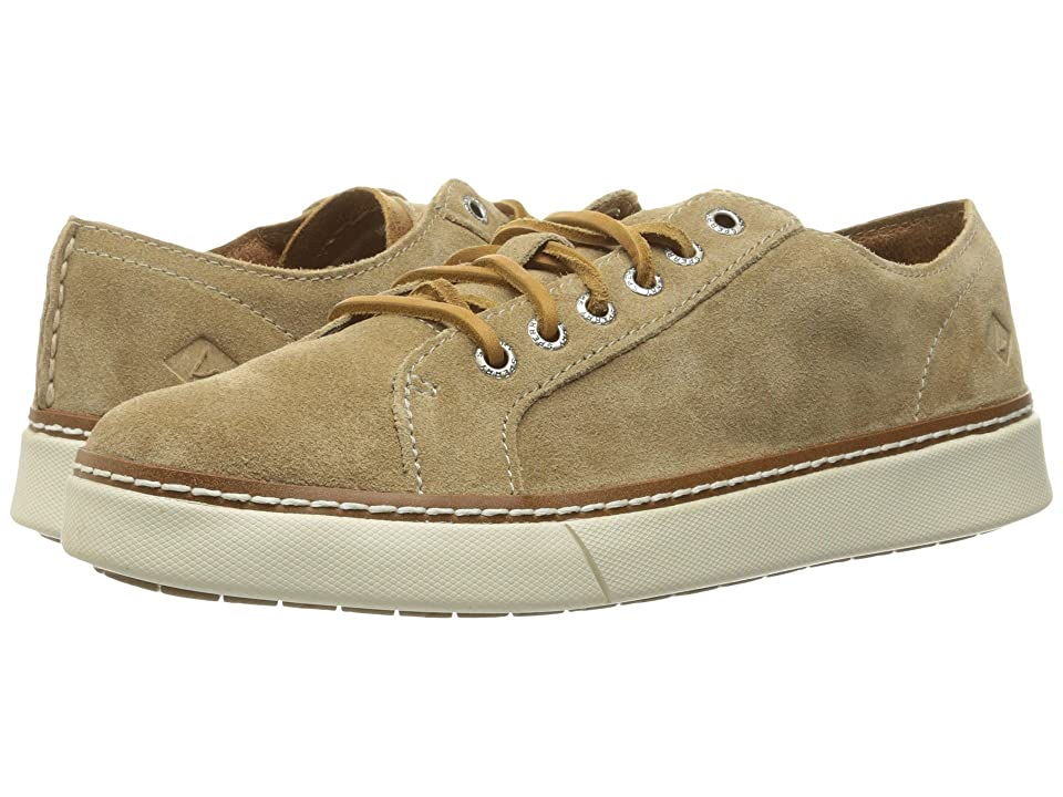 Sperry Clipper LTT Suede (Tan) Men