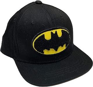 DC Comics Batman Little Boys Toddler Baseball Hat Cap Black
