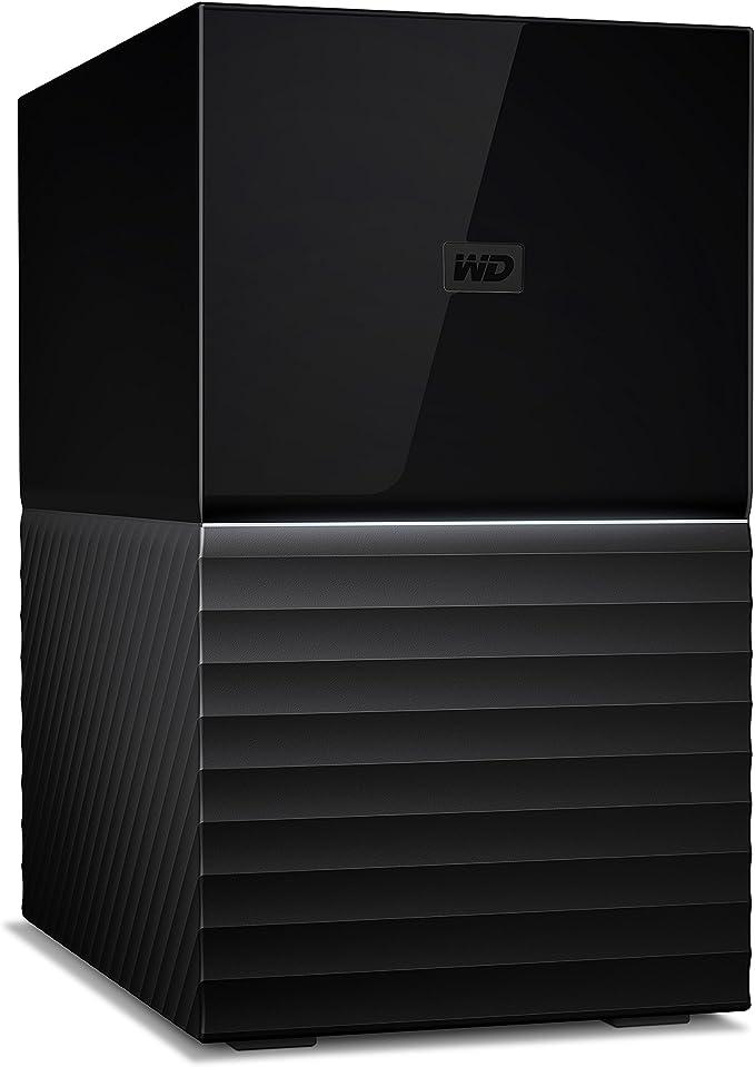2114 opinioni per Western Digital WD My Book Duo Desktop Hard Disk Esterno RAID USB 3.1 e Software