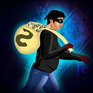Big City Night Chaos : The Evade of the Bank Robber - Free Edition