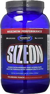Gaspari Nutrition - SizeOn - The Ultimate Hybrid Intra-Workout Amino Acid & Creatine Formula, Increased Muscle Volume & Mu...
