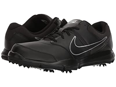 Nike Golf Durasport 4 (Black/Metallic Silver/Black) Men