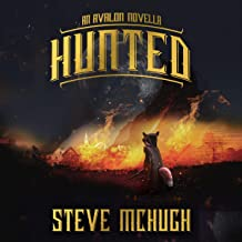 Hunted: An Avalon Novella (The Avalon Chronicles)