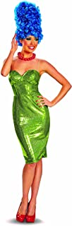 The Simpsons Marge Glam Deluxe Womens Costume