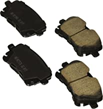 Akebono EUR1018 Rear Brake Pad