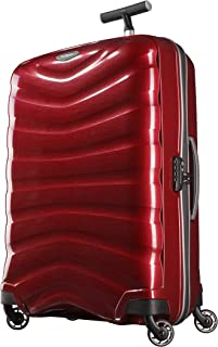 Samsonite 48576 Firelight Hard Side Spinner Suitcase, Chili Red, 75 Centimeters