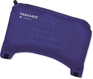 Therm-a-Rest Self-Inflating Travel Cushion for Comfort and Lumbar Support on Airplanes