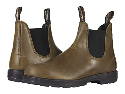 Blundstone Classic 550 Chelsea Boot (Dark Green) Boots