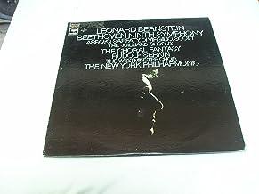 Leonard Bernstein - Beethoven Ninth Symphony [2 Record Set] (New York Philharmonic, Arroyo, Sarfaty, Di Virgilio, Scott, Juilliard Chorus)