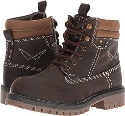 Old West Kids Boots Journeyman (Little Kid/Big Kid)