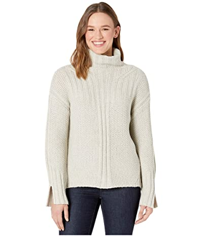 Smartwool Spruce Creek Sweater (Ash Heather) Women