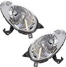 Carparts-Online 10948 H4 Scheinwerfer links