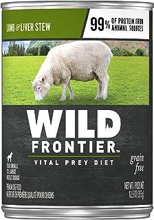 Wild Frontier Wet Dog Grass Fed