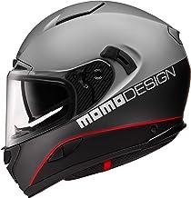 MOMO - Casco para hombre Hornet M M gris