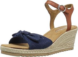 647b91b7585 Amazon.com  Skechers - Platforms   Wedges   Sandals  Clothing