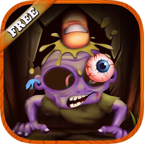 Aplasta Zombis Halloween : zombis de Halloween con este juego de la salpicadura - GRATIS
