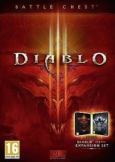 Diablo 3 Battlechest Blizzard Pc - PC
