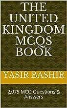 The United Kingdom MCQs Book: 2,075 MCQ Questions & Answers
