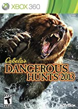 Cabela`s Dangerous Hunts 2013 - Xbox 360
