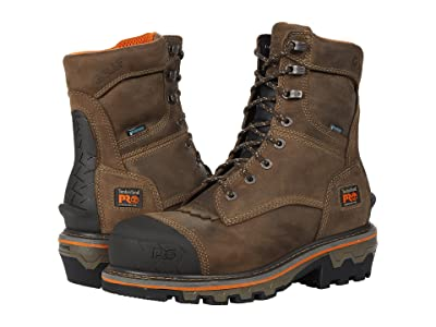 Timberland PRO Boondock HD Logger 8 Composite Safety Toe Waterproof
