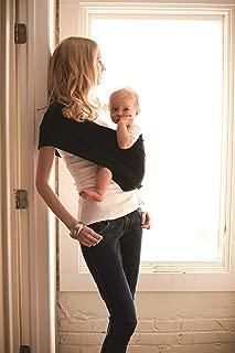 Seven Everyday Slings Baby Carrier Sling Color Black Size 5/Large
