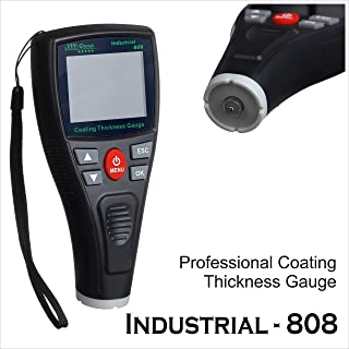 Professional Digital Paint Thickness Gauge Industrial-808 by VVV-Group/for Industry and Laboratories inspections