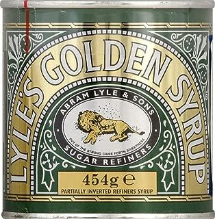 Lyle's Golden Syrup, Tin Jar, 16-Ounce